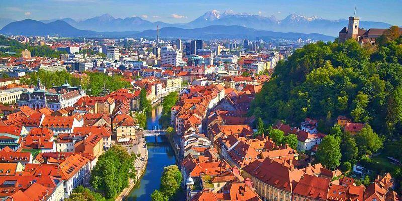 Lubiana-Slovenia