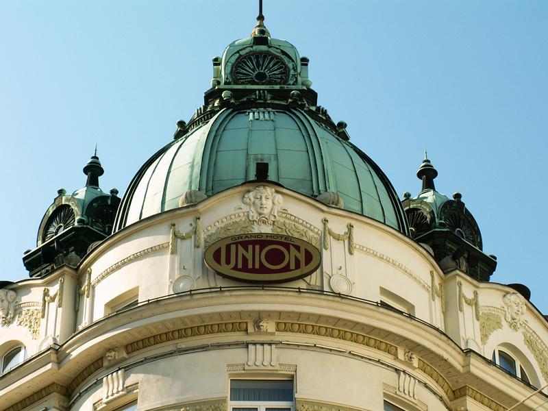 grand hotel union lubiana