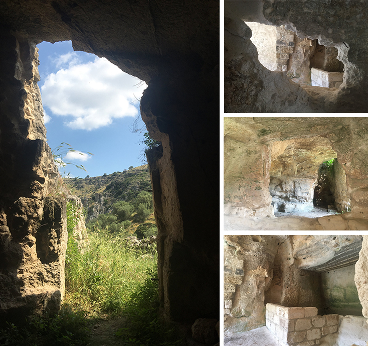 rivolta case grotta