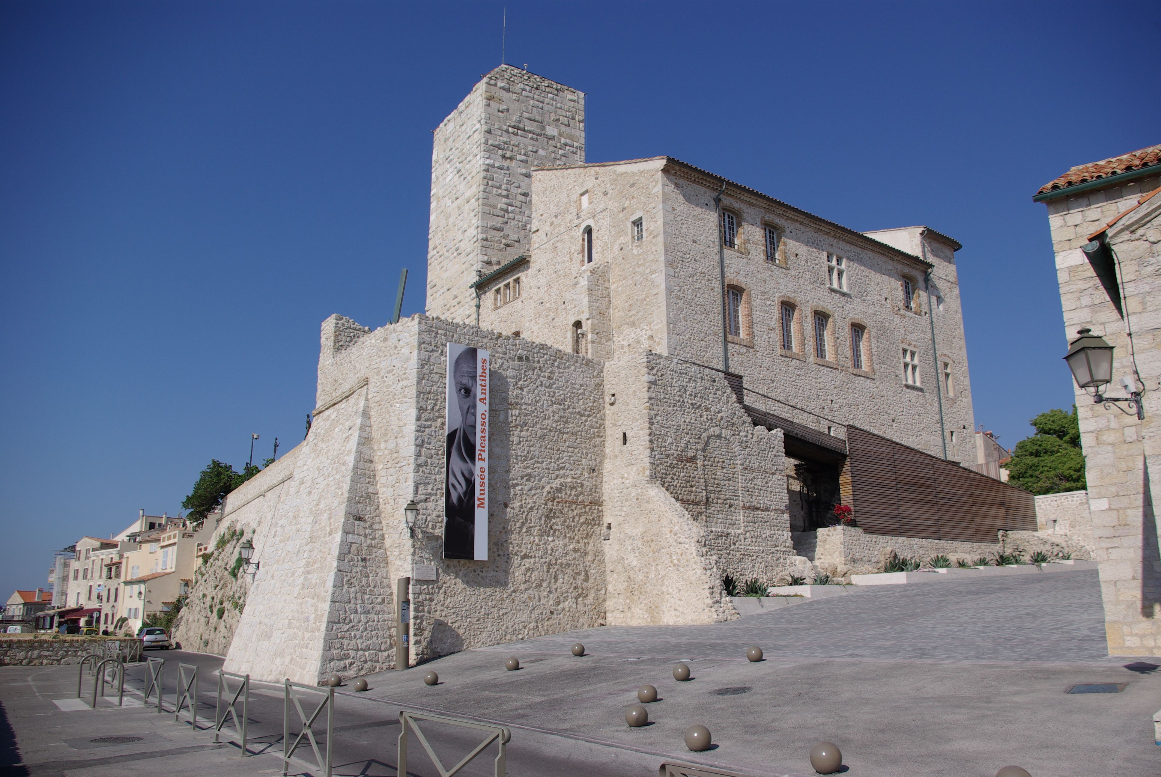 ANTIBES - Musée Picasso