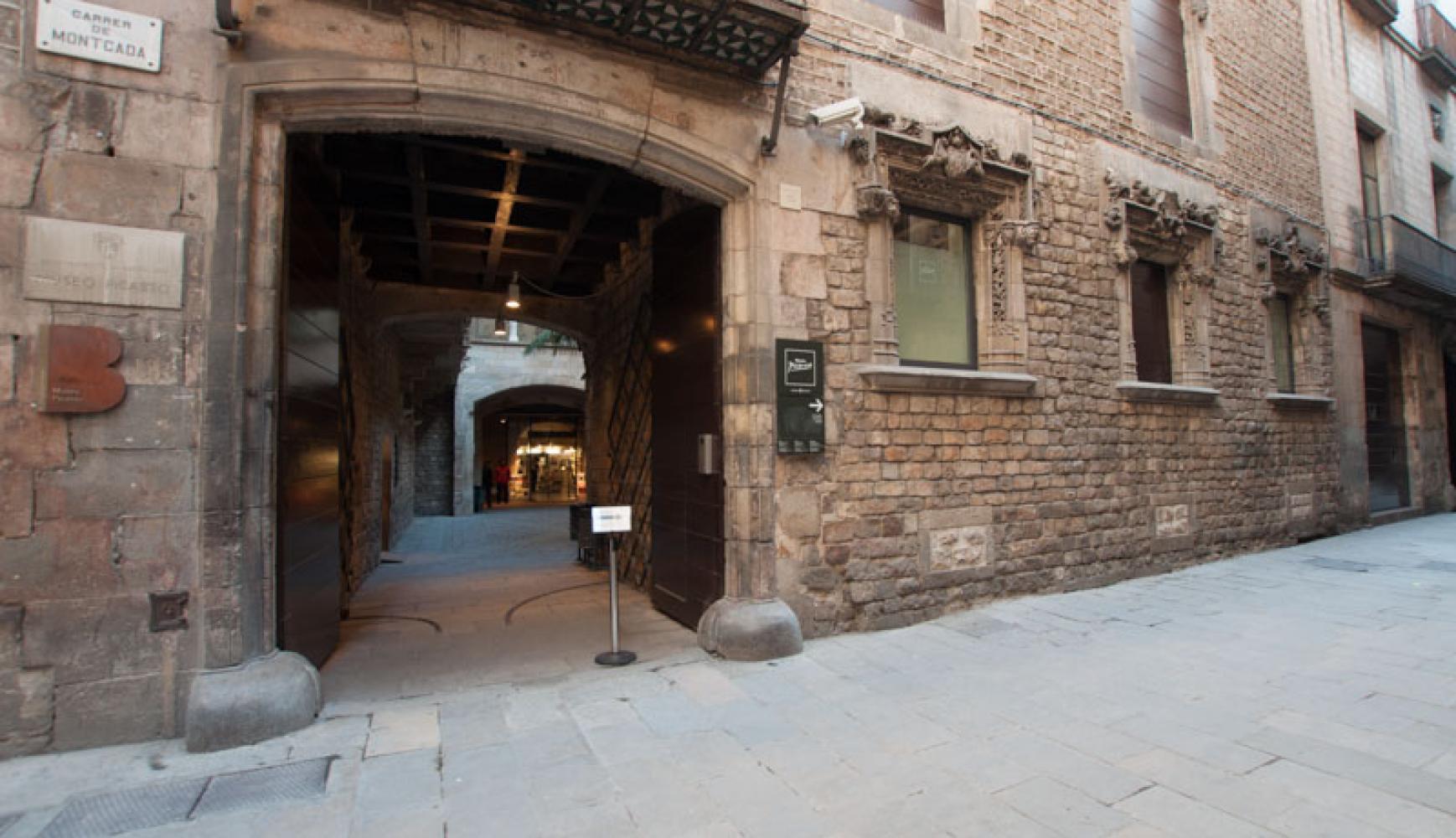 Barcellona - Museu Picasso