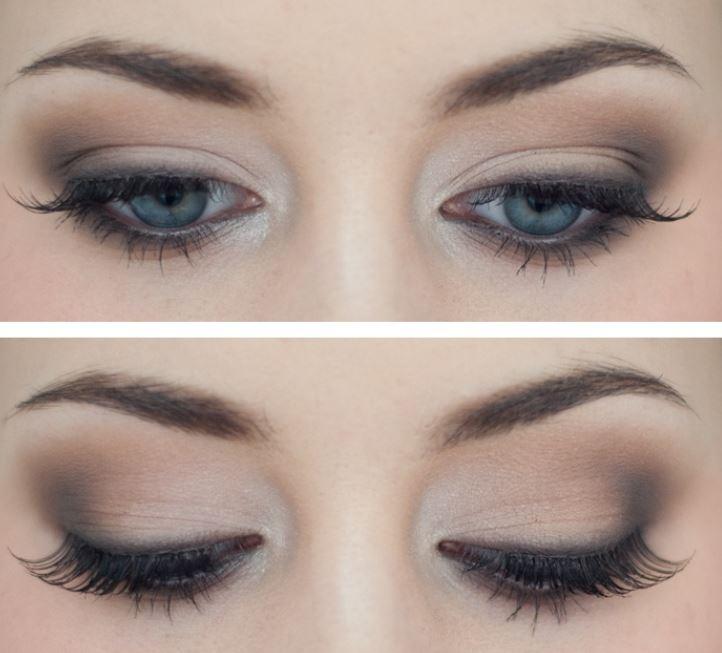 Trucco-leggero-per-occhi-azzurri