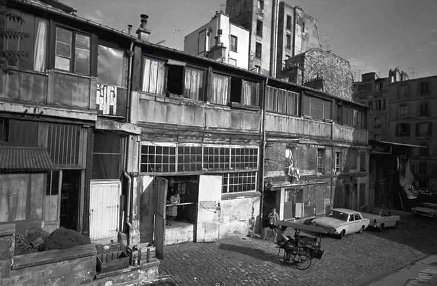 PARIGI – Atelier Bateau-Lavoir