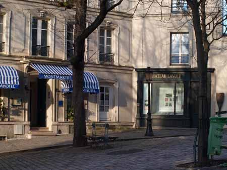PARIGI – Atelier Bateau-Lavoir, oggi