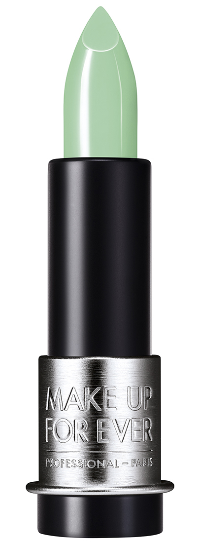 6.Rossetto ARTIST ROUGE C601 dal finish Crème di Make Up For Ever